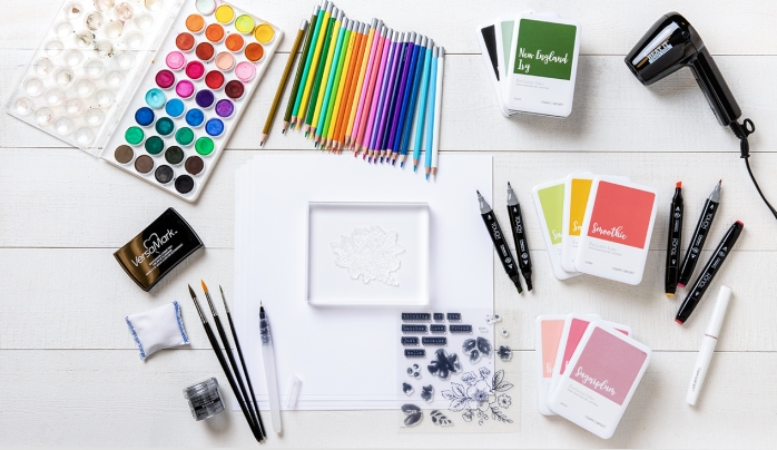 stamp-coloring-beauty