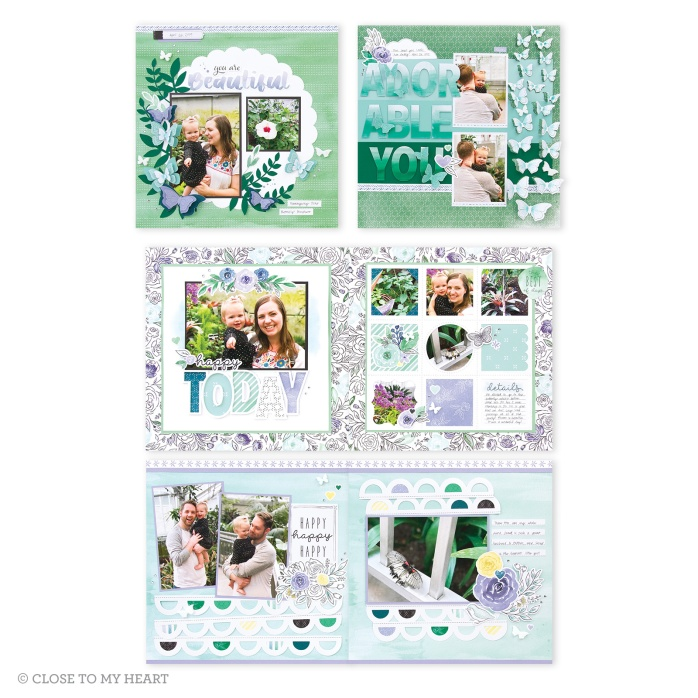 Every little thing scrapbook WYW