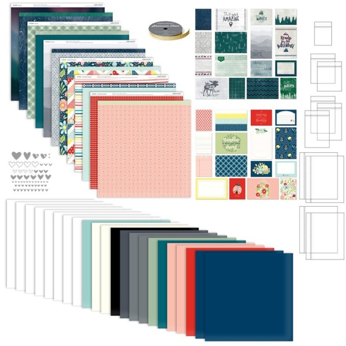 NSD Scrapbook Kit